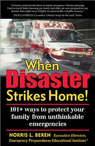 When Disaster Strikes Home Book