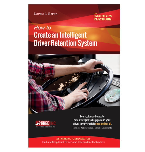RRED Inc How to Create an Intelligent Driver Retention System Book